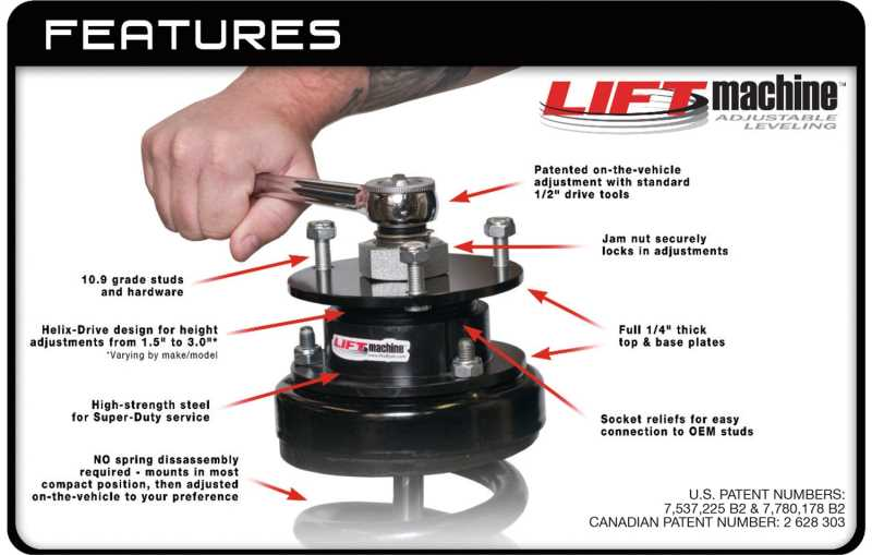 LIFTmachine 74-1500G