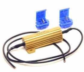 LED Light Bulb Load Resistor Kit