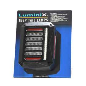 Luminix Lamp POP Display