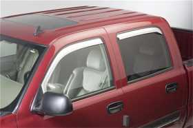 Element Chrome Window Visor In Channel 480011