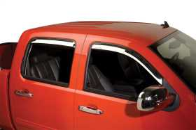 Element Chrome Window Visor In Channel 480034