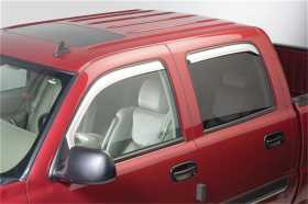 Element Chrome Window Visor In Channel 480137