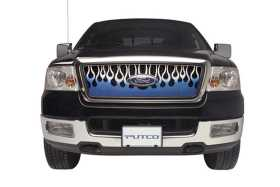 Flaming Inferno Blue Flame Grille Insert