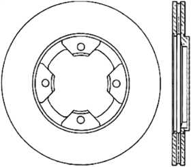 Cryogenic Treated Standard Disc
