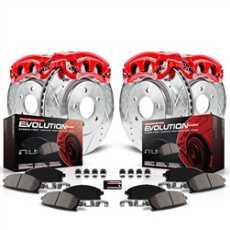 Disc Brake Pad/Caliper and Rotor Kit