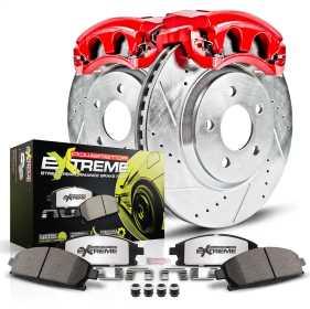 Z26 Extreme Street Warrior 1-Click Brake Kit w/Calipers