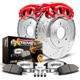 Z36 Extreme Performance Truck And Tow 1-Click Brake Kit w/Calipers