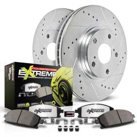 Z26 Street Warrior 1-Click Brake Kit