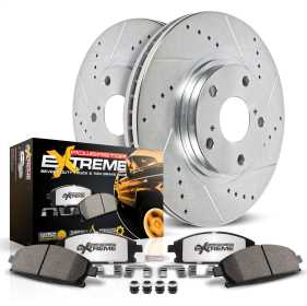 Z36 Severe-Duty Truck And Tow 1-Click Brake Kit