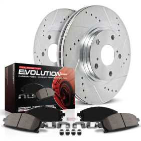 Z23 Evolution Sport Performance 1-Click Brake Kit