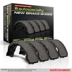 Power Stop B854 Autospecialty Parking Brake Shoe