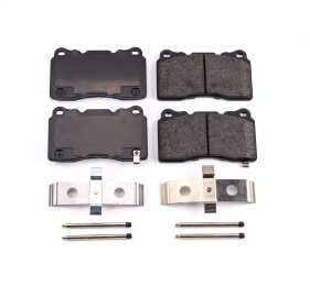 Next Gen Carbon Fiber Ceramic Brake Pad Kit w/Hardware