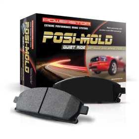 PM18 Posi-Mold Semi-Metallic Brake Pads
