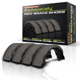 Autospecialty By Power Stop New Parking Brake Shoes