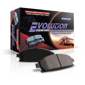 Z16 Evolution Premium Ceramic Brake Pads