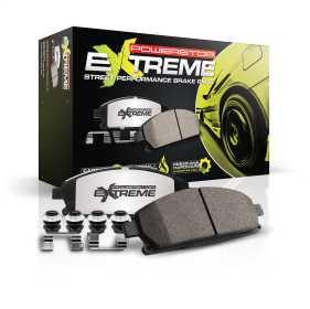 Z26 Extreme Street Performance Brake Pads w/Hardware