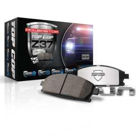 Z37 Top Cop Severe Duty Brake Pads w/Hardware