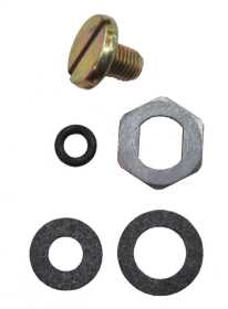 Carburetor Needle And Seat Hardware Kit