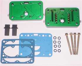 Billet Metering Block Kit E85
