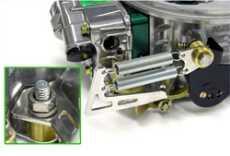 Carburetor Throttle Return Spring