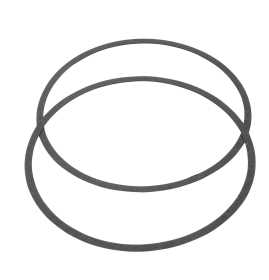 Air Cleaner Gasket 8-168QFT