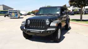 Stealth Winch Front Bumper Sport/Sahara
