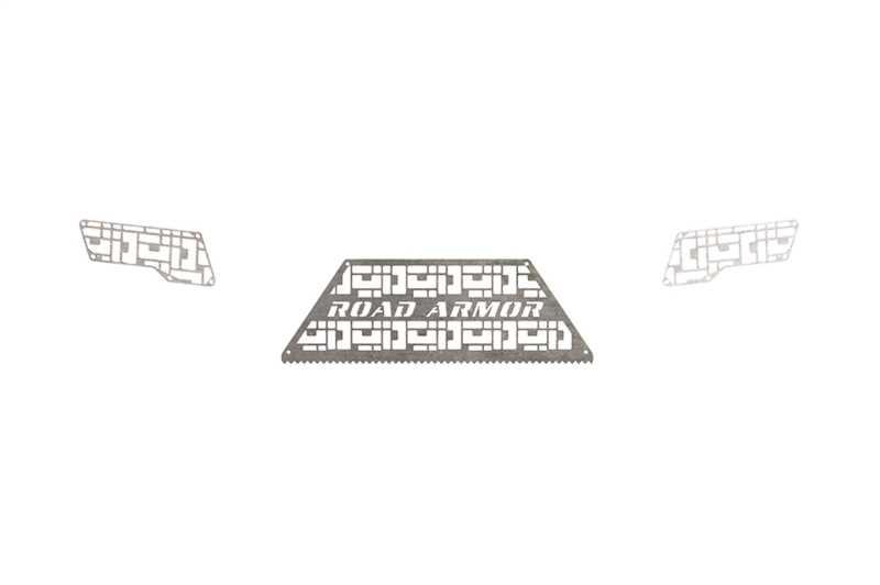 Identity Rear Bumper Components 3152DRMD