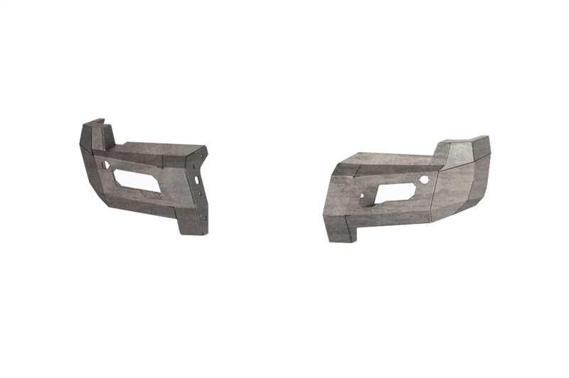 Identity Rear Bumper Components 4102DR0