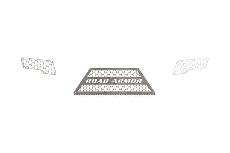 Identity Rear Bumper Components 4102DRMH