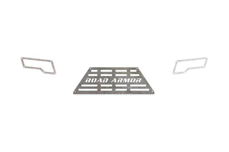 Identity Rear Bumper Components 4102DRMR