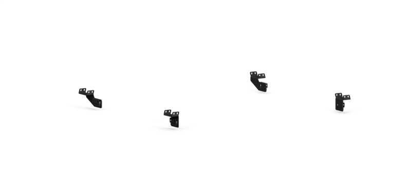 TRECK Drill-Less Rack Mounting Bracket Kit 500BRS-BRKTKIT