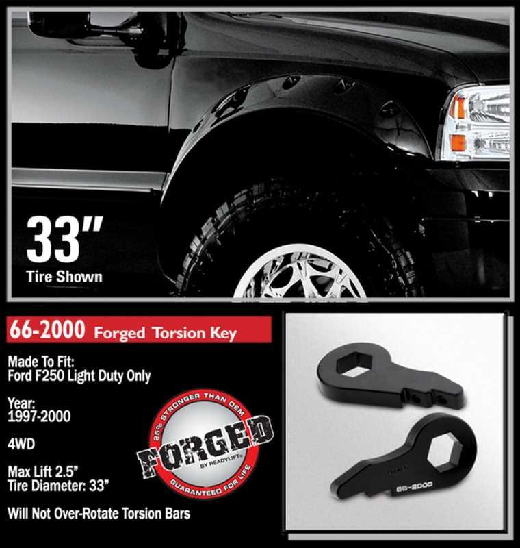 Front Leveling Kit 66-2000