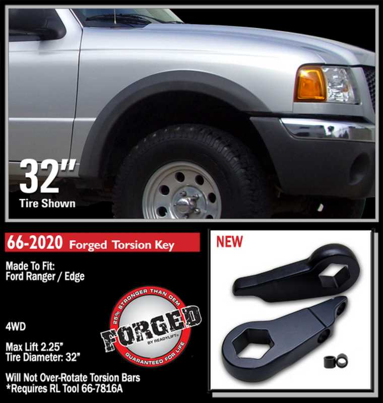 Front Leveling Kit 66-2020