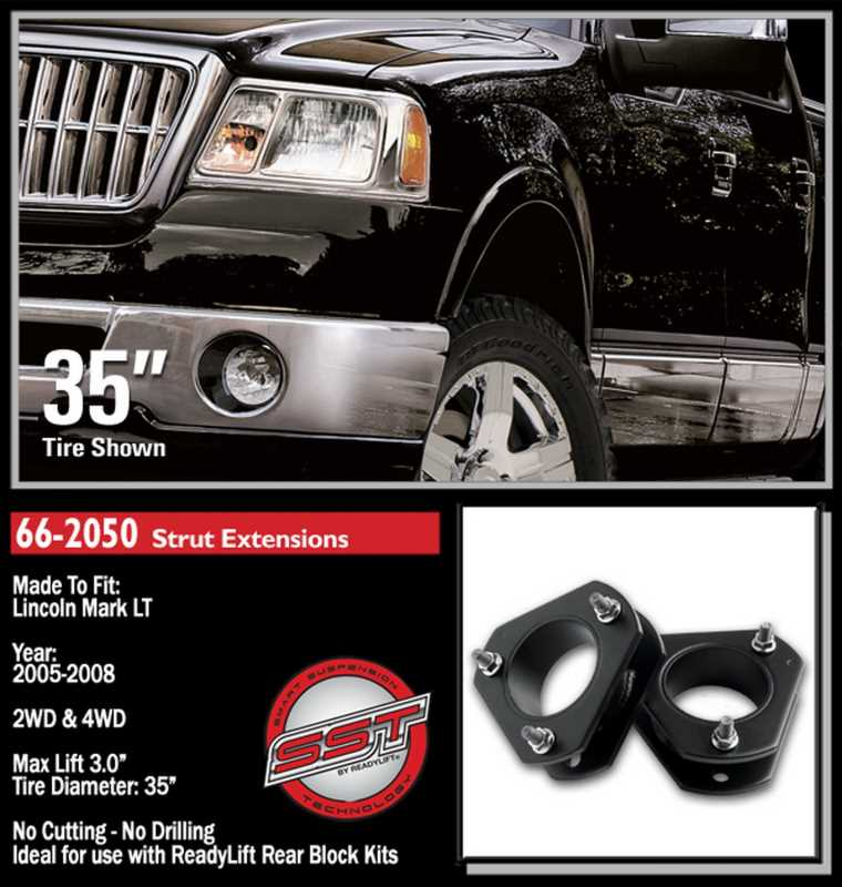 Front Leveling Kit 66-2050