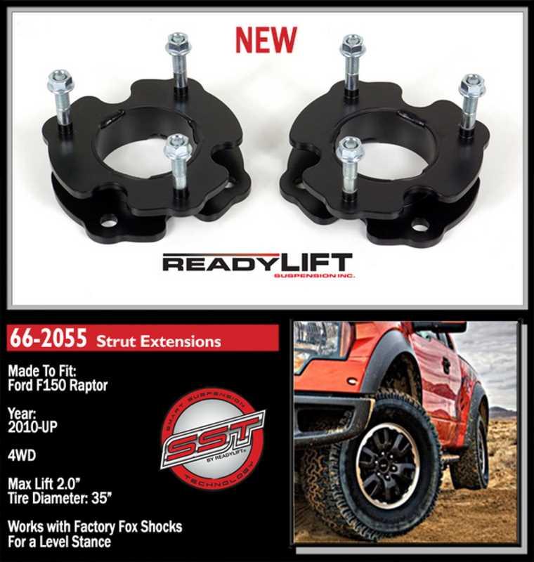 Front Leveling Kit 66-2055