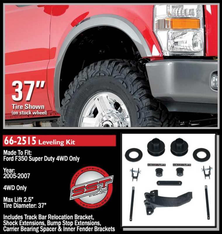 Front Leveling Kit 66-2515