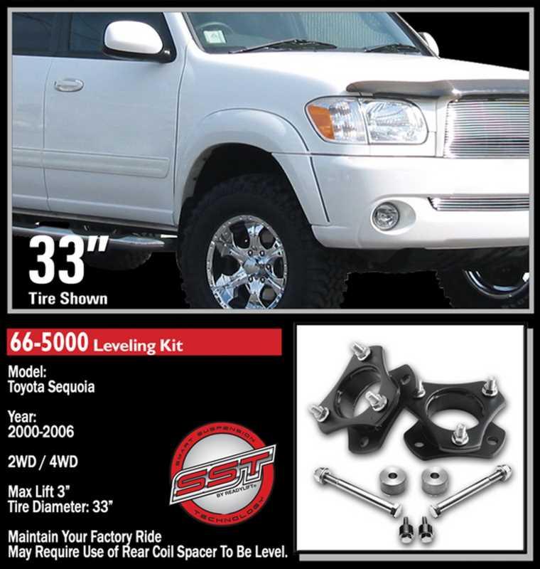 Front Leveling Kit 66-5000