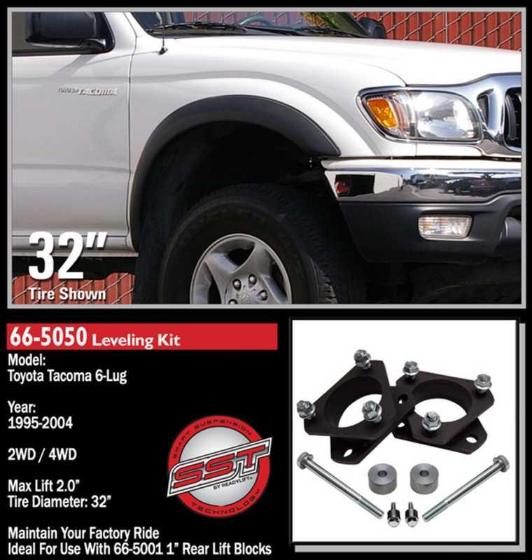 Front Leveling Kit 66-5050