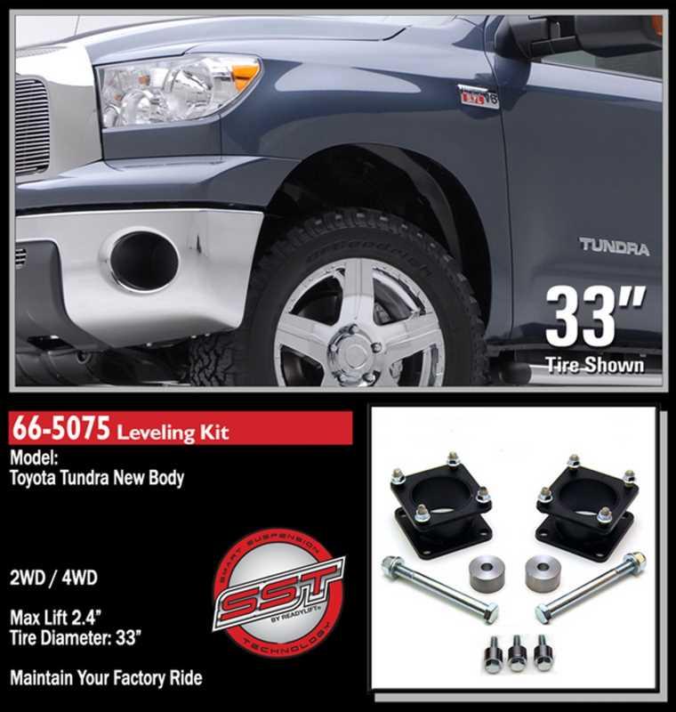 Front Leveling Kit 66-5075