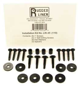Rugged Liner Tailgate Kit