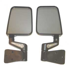 LED Heated Mirror