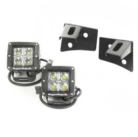 Windshield Bracket LED Light Kit