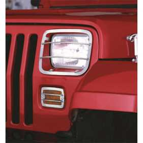 Euro Guard Kit Headlight/Turn Signal Guard
