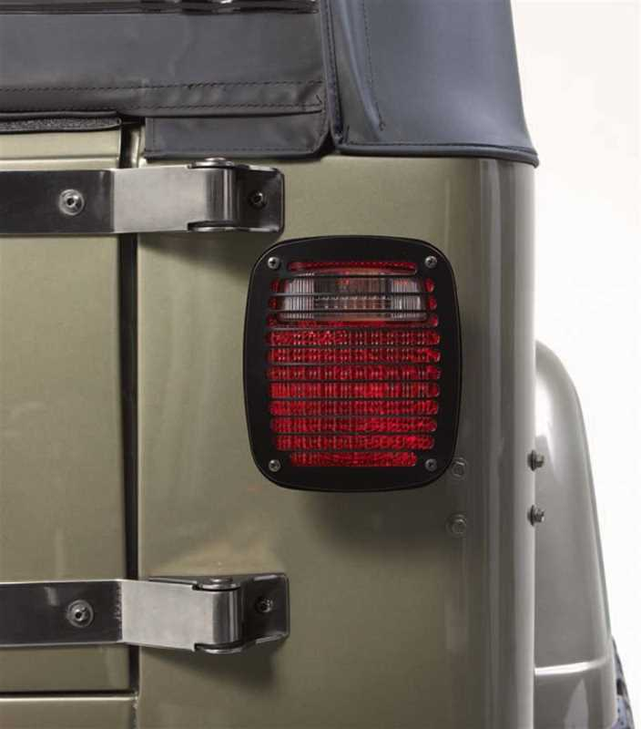 Billet Stone Guard Kit 11236.20