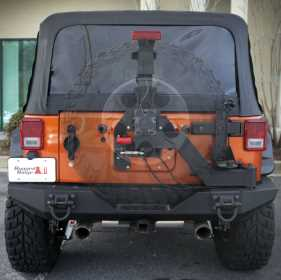 Xtreme Heavy Duty Tire Carrier Rear