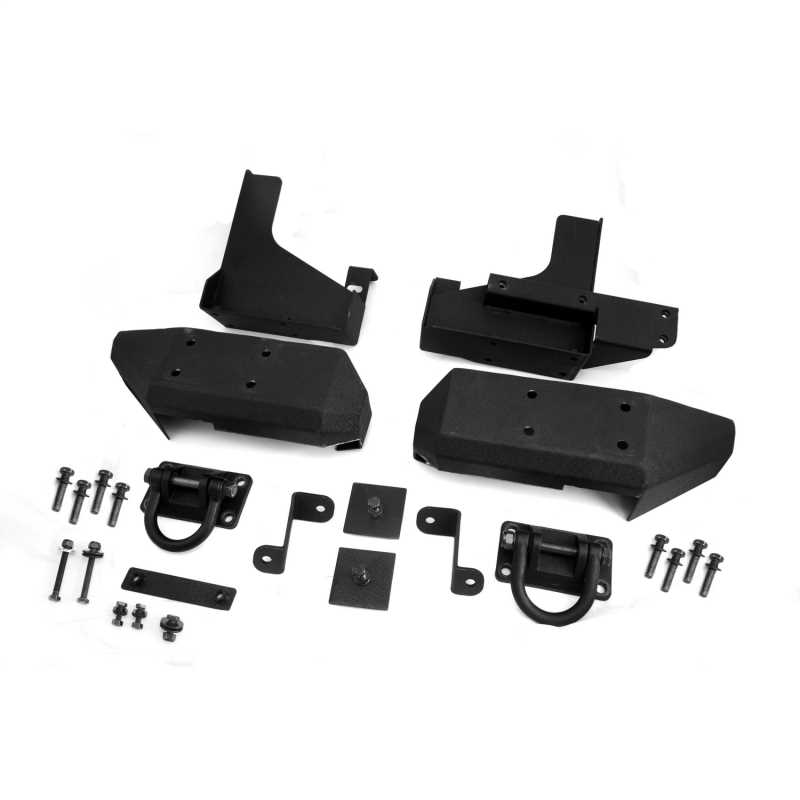 Xtreme Heavy Duty Rear Bumper 11547.01