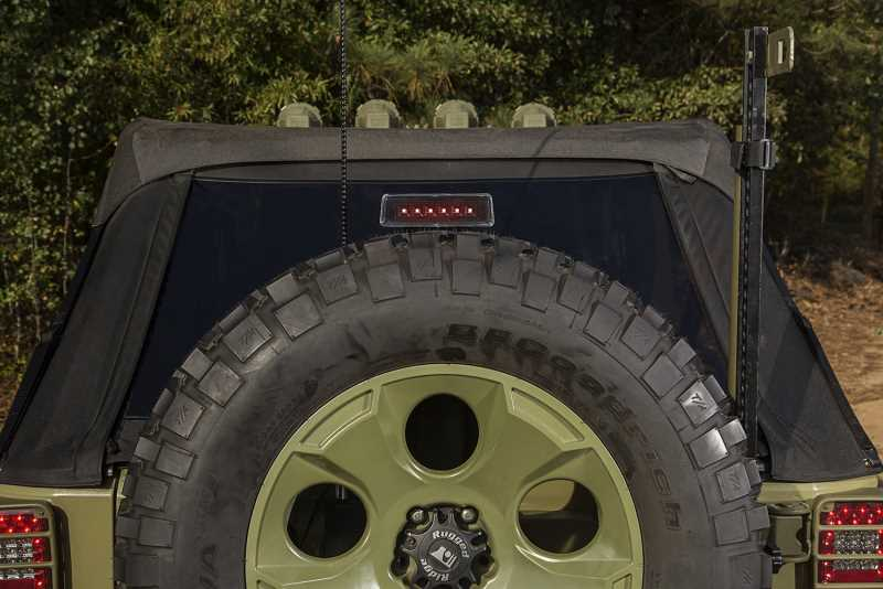 High Mount LED 3rd Brake Light 11585.05