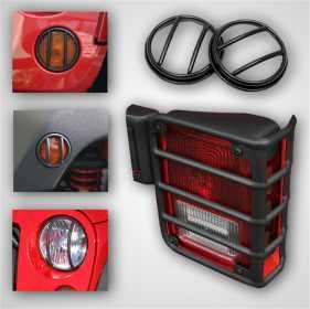 Euro Guard Kit Offroad/Racing Lamp Guard 12496.02