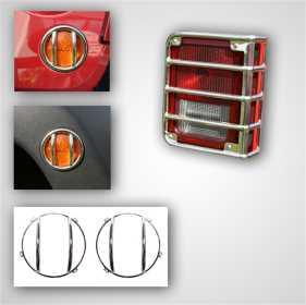 Euro Guard Kit Offroad/Racing Lamp Guard 12496.09