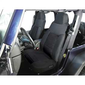Custom Fit Poly-Cotton Seat Cover 13242.01